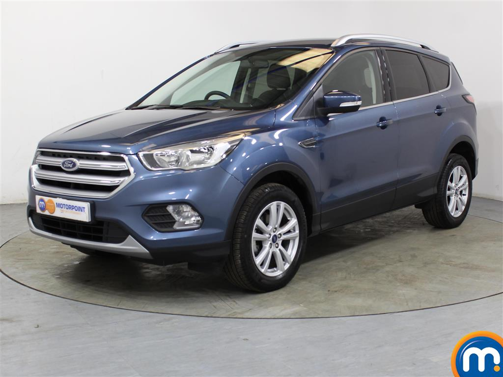 Ford Kuga Zetec - Stock Number (1037130) - Passenger side front corner