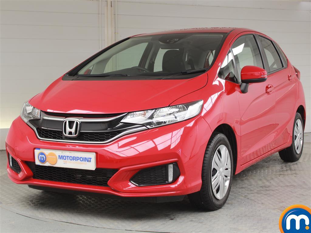 Honda Jazz S - Stock Number (1040436) - Passenger side front corner