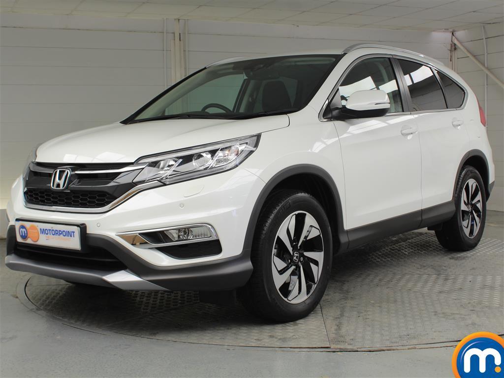 Honda Cr-V SR - Stock Number (1040443) - Passenger side front corner
