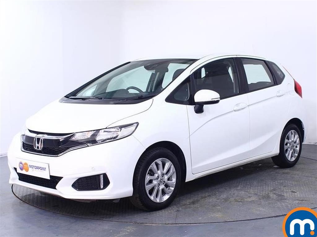 Honda Jazz SE - Stock Number 1033980 Passenger side front corner