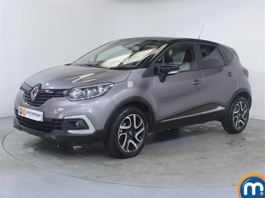 Renault Captur Iconic - Stock Number 1042709 Passenger side front corner