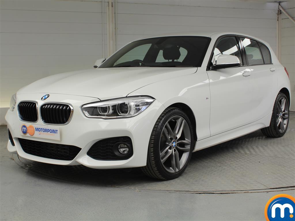 BMW 1 Series M Sport - Stock Number (1029550) - Passenger side front corner