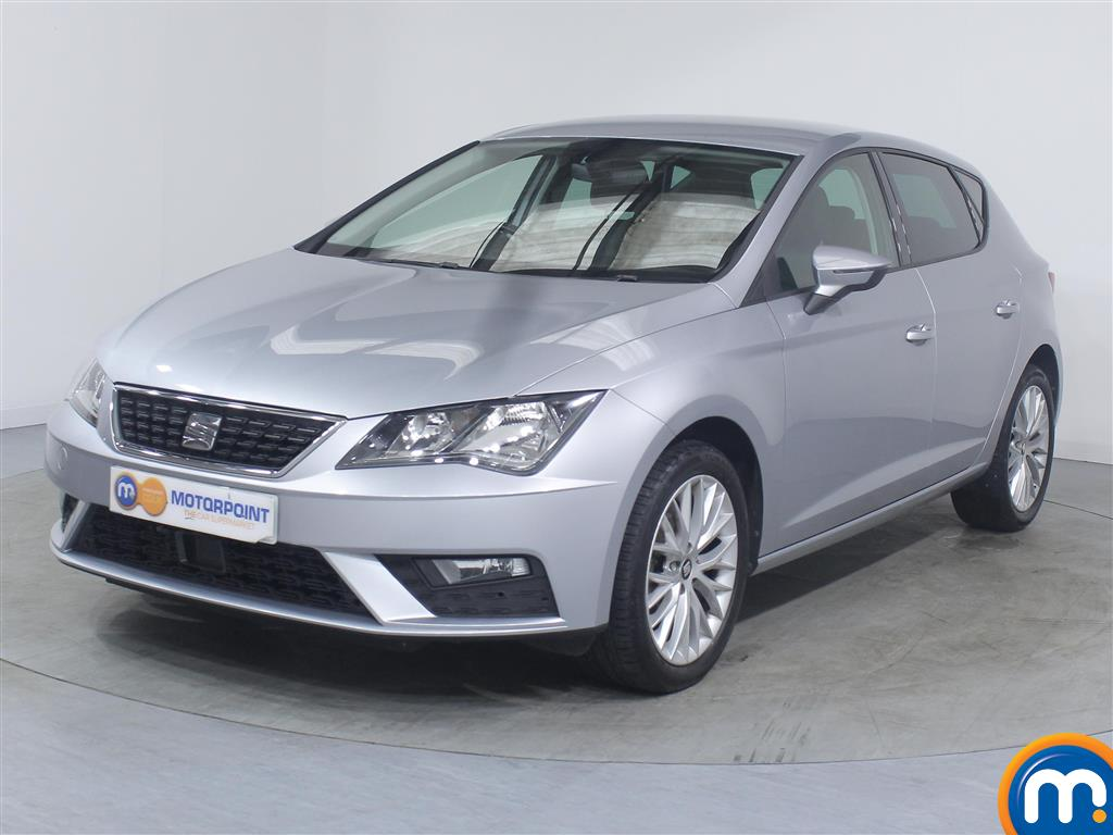 Seat Leon SE Dynamic Technology - Stock Number 1043415 Passenger side front corner