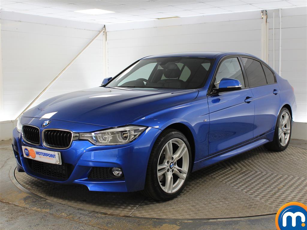 BMW 3 Series M Sport - Stock Number (1042185) - Passenger side front corner