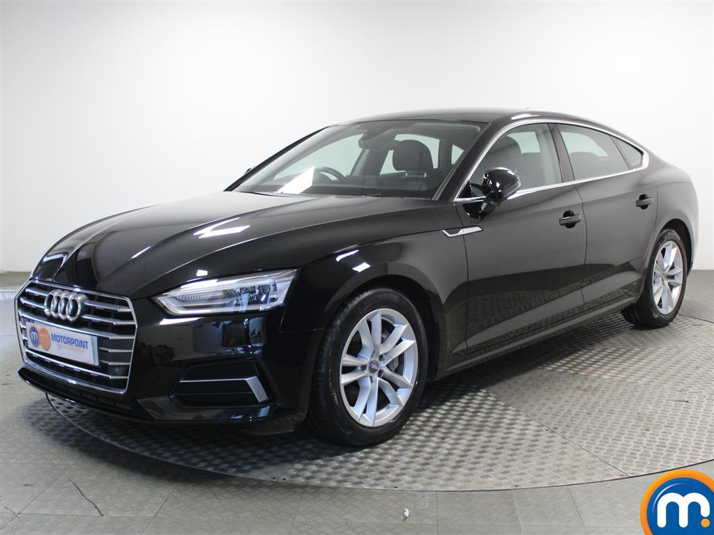 Audi A5 Sport - Stock Number (1039553) - Passenger side front corner