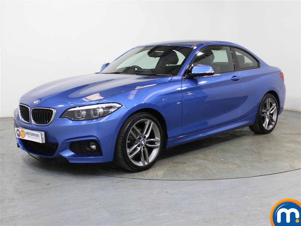 BMW 2 Series M Sport - Stock Number (1041947) - Passenger side front corner