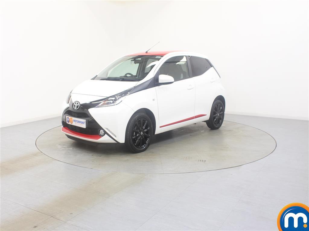 Toyota Aygo X-Press - Stock Number (1041430) - Passenger side front corner