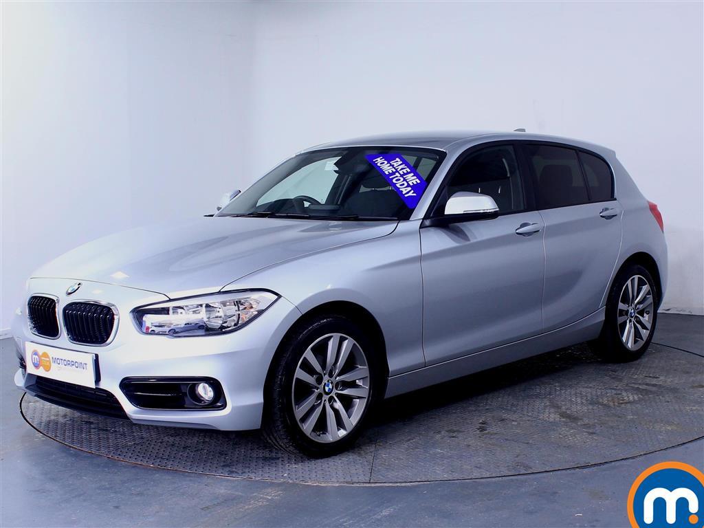 BMW 1 Series Sport - Stock Number (1044363) - Passenger side front corner