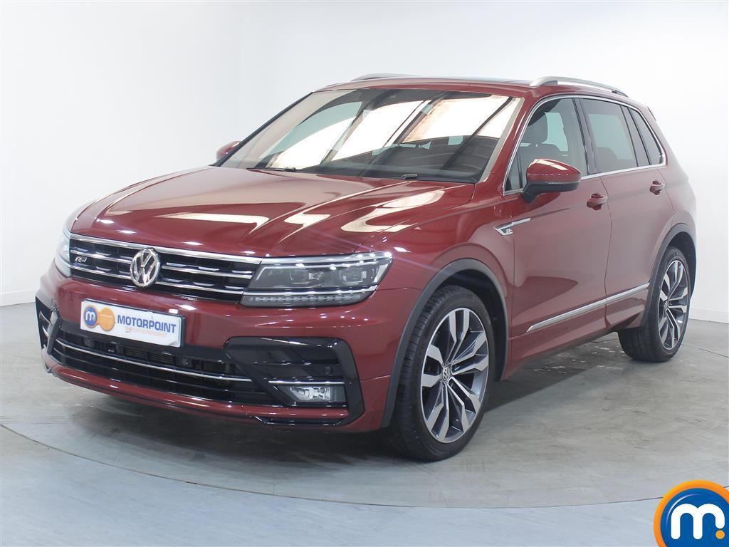 Volkswagen Tiguan R Line - Stock Number (1039777) - Passenger side front corner