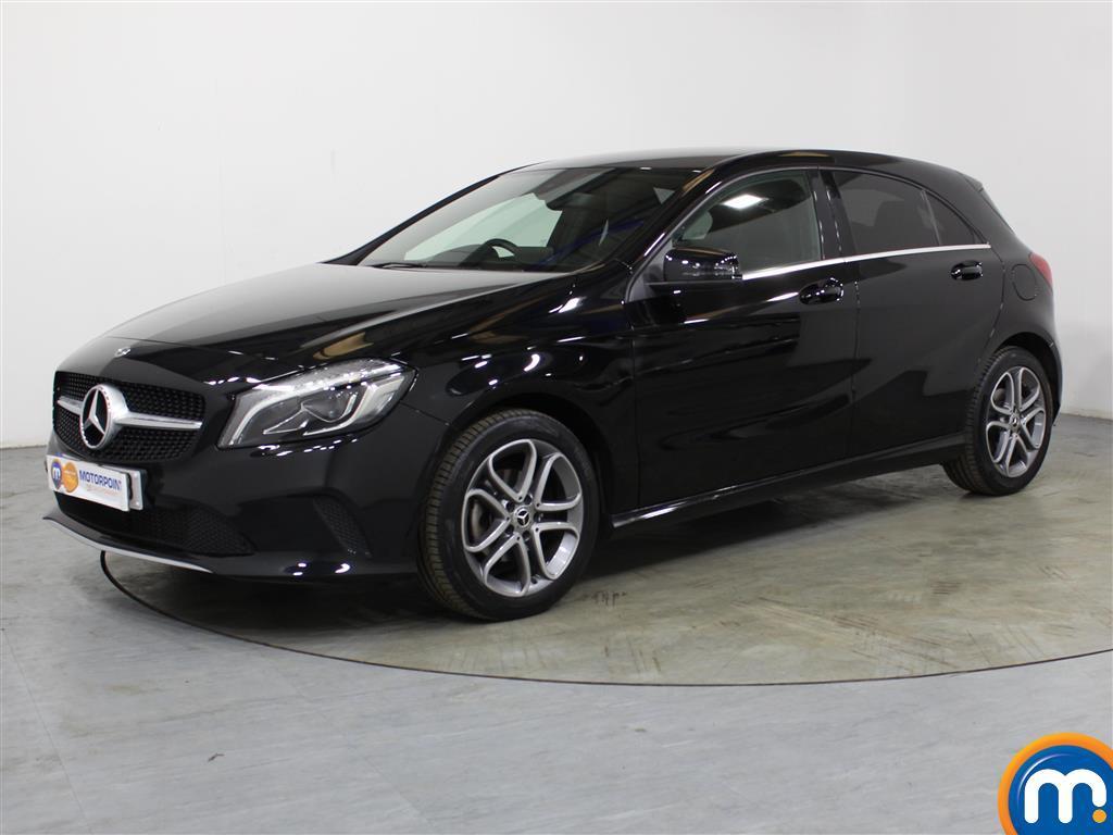 Mercedes-Benz A Class Sport Edition - Stock Number (1041158) - Passenger side front corner