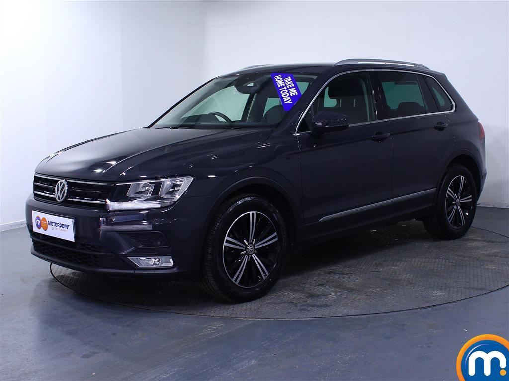 Volkswagen Tiguan SE Nav - Stock Number (1043223) - Passenger side front corner