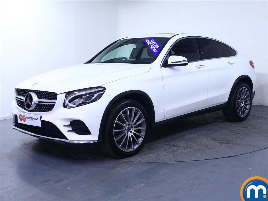 Mercedes-Benz Glc Coupe AMG Line - Stock Number (1043441) - Passenger side front corner