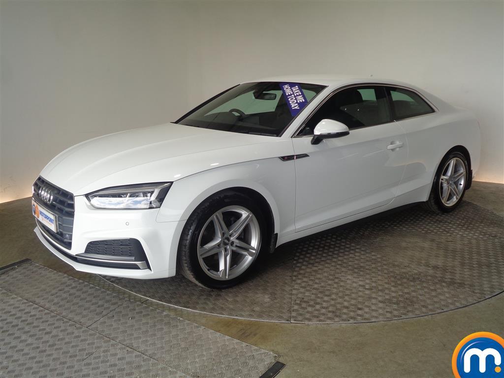 Audi A5 S Line - Stock Number (1042207) - Passenger side front corner