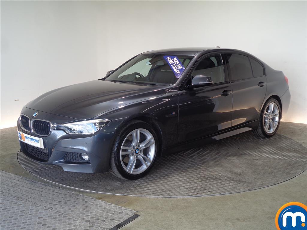 BMW 3 Series M Sport - Stock Number (1044419) - Passenger side front corner