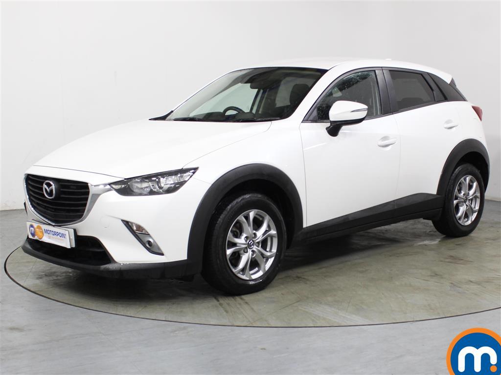 Mazda Cx-3 SE-L Nav - Stock Number (1041409) - Passenger side front corner