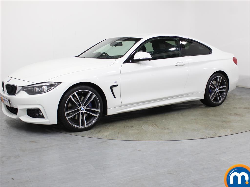 BMW 4 Series M Sport - Stock Number (1041643) - Passenger side front corner