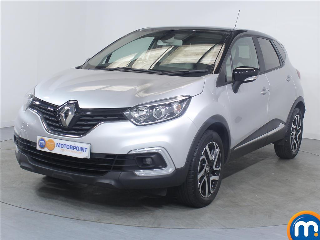 Renault Captur Iconic - Stock Number (1042690) - Passenger side front corner