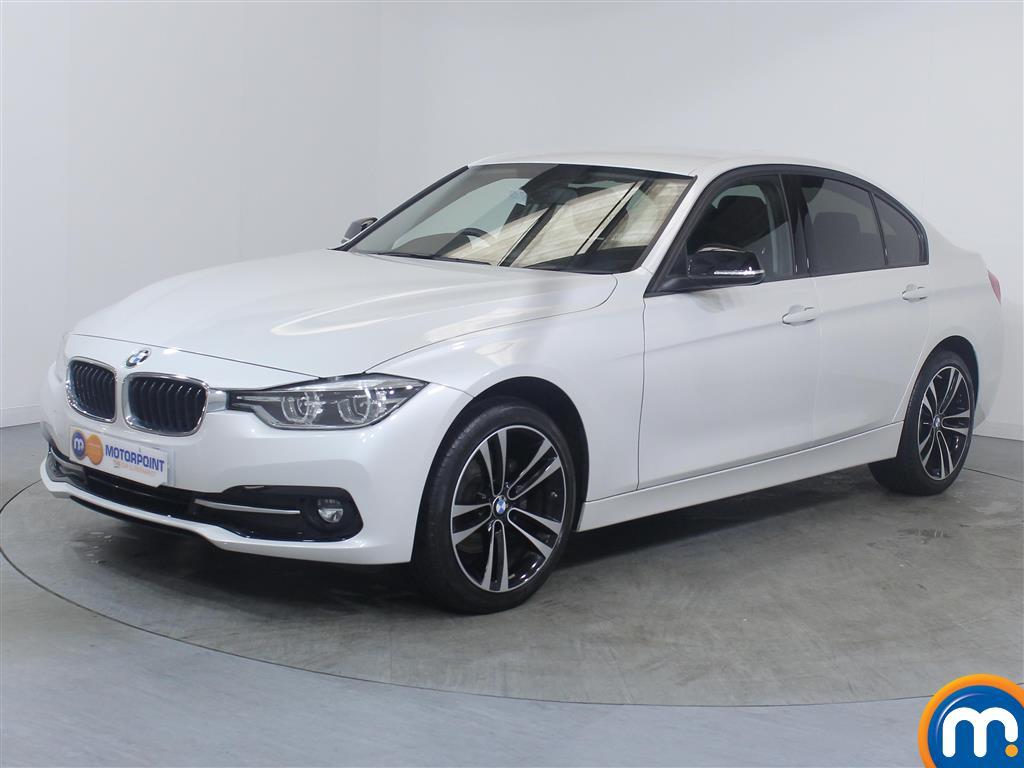 BMW 3 Series Sport - Stock Number 1043082 Passenger side front corner