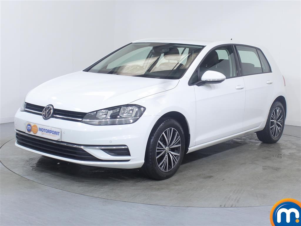 Volkswagen Golf SE - Stock Number (1038822) - Passenger side front corner