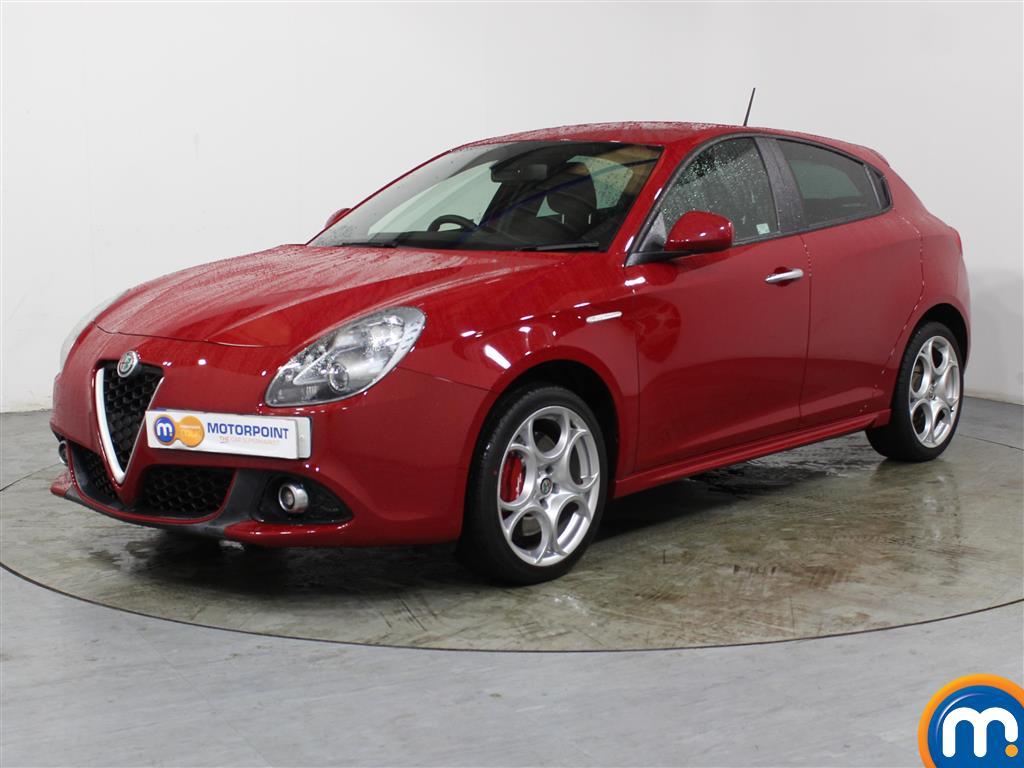 Alfa Romeo Giulietta Sport - Stock Number (1035216) - Passenger side front corner