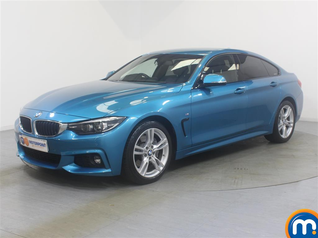 BMW 4 Series M Sport - Stock Number (1037722) - Passenger side front corner