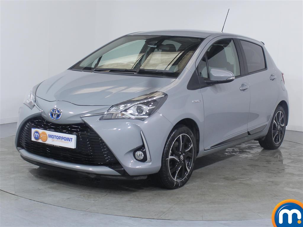 Toyota Yaris Design - Stock Number (1042113) - Passenger side front corner