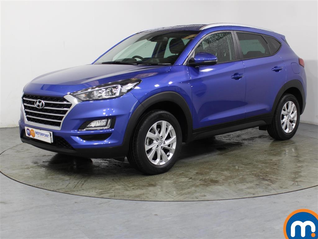 Hyundai Tucson SE Nav - Stock Number (1035355) - Passenger side front corner