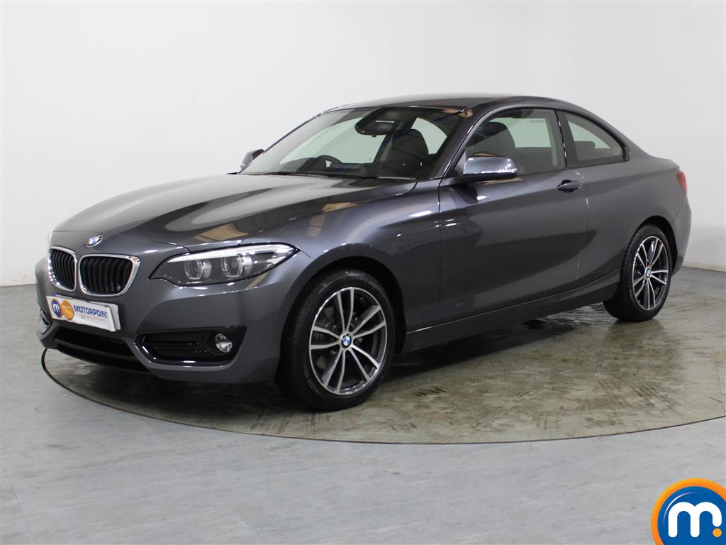 BMW 2 Series Sport - Stock Number (1043635) - Passenger side front corner