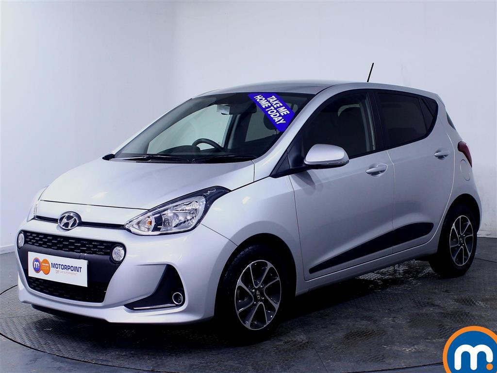 Hyundai I10 Premium - Stock Number 1041837 Passenger side front corner