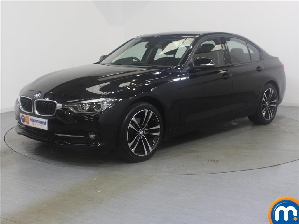 BMW 3 Series Sport - Stock Number (1039625) - Passenger side front corner