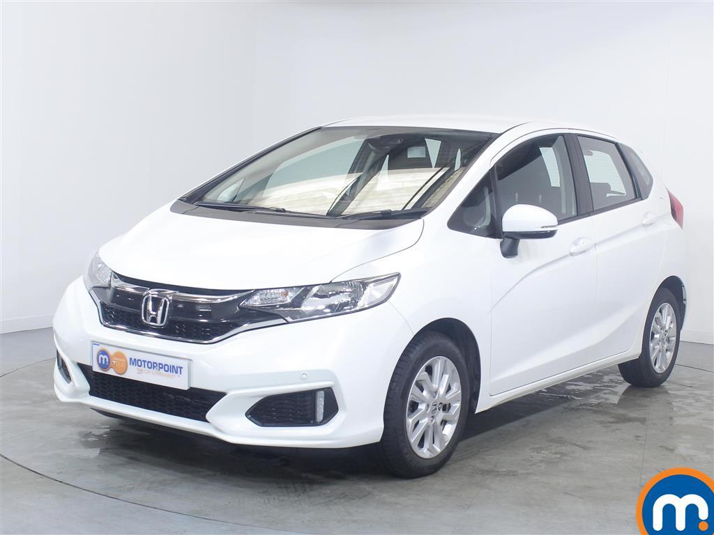 Honda Jazz SE - Stock Number 1042285 Passenger side front corner