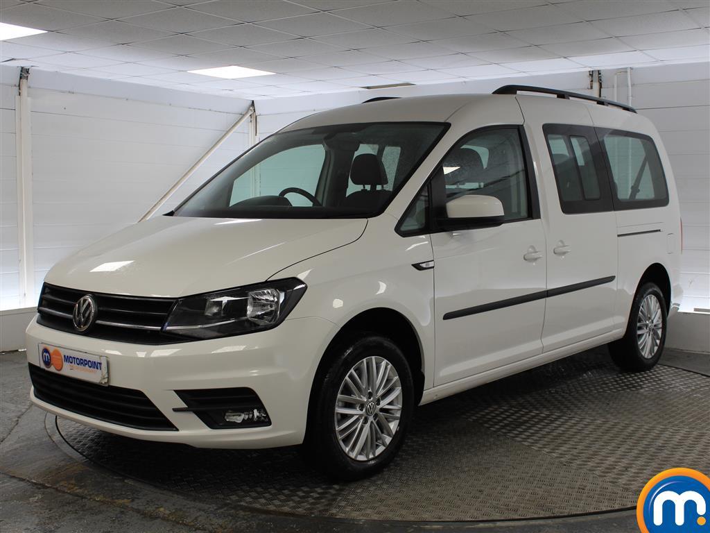 Volkswagen Caddy Maxi Life 2.0 TDI 5dr - Stock Number (1041819) - Passenger side front corner