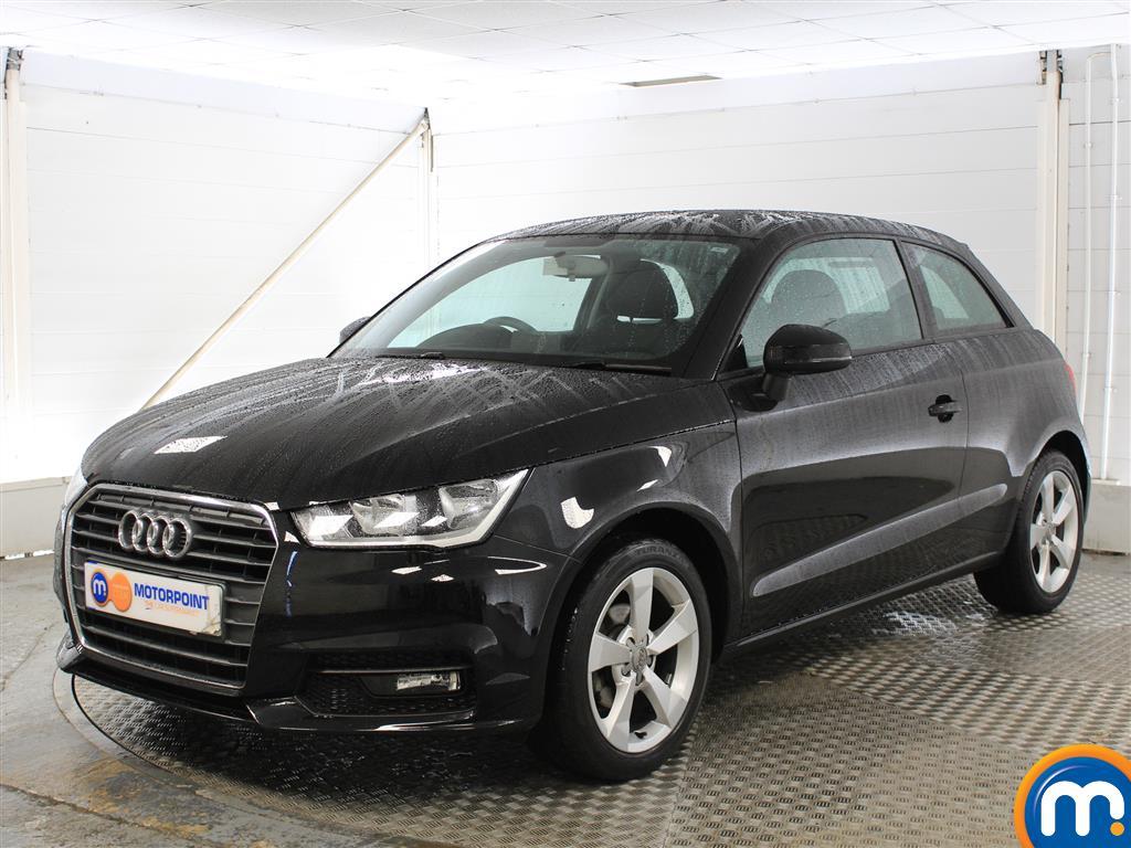 Audi A1 Sport - Stock Number (1039513) - Passenger side front corner
