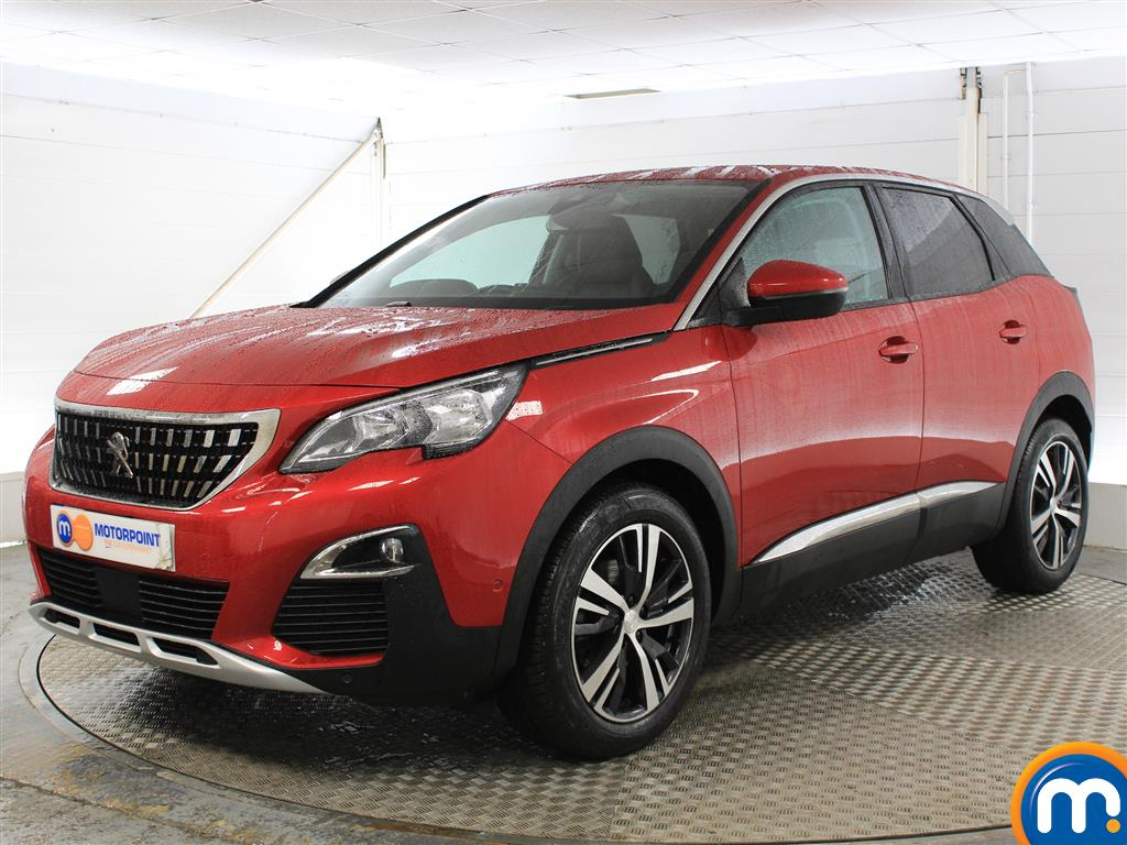 Peugeot 3008 Allure - Stock Number (1041090) - Passenger side front corner