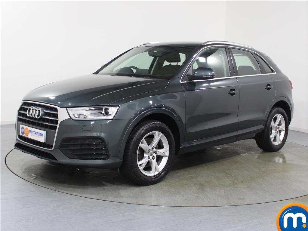 Audi Q3 Sport - Stock Number (1039652) - Passenger side front corner