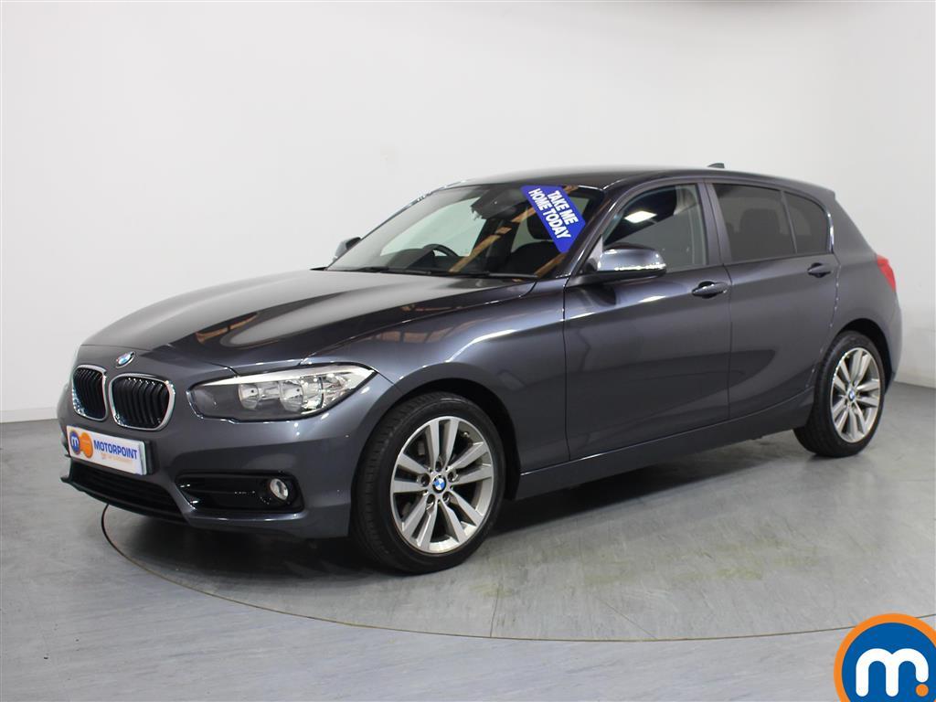 BMW 1 Series Sport - Stock Number (1041448) - Passenger side front corner