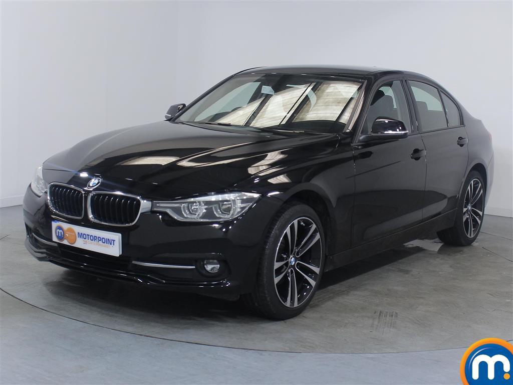 BMW 3 Series Sport - Stock Number (1043428) - Passenger side front corner