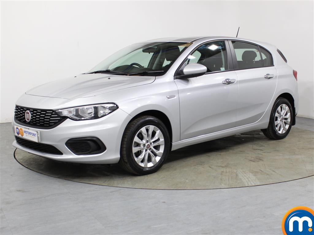 Fiat Tipo Easy - Stock Number (1043738) - Passenger side front corner