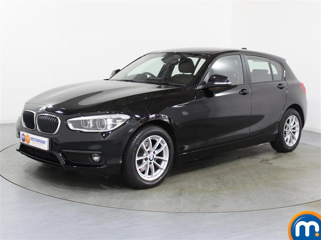 BMW 1 Series SE Business - Stock Number 1036300 Passenger side front corner