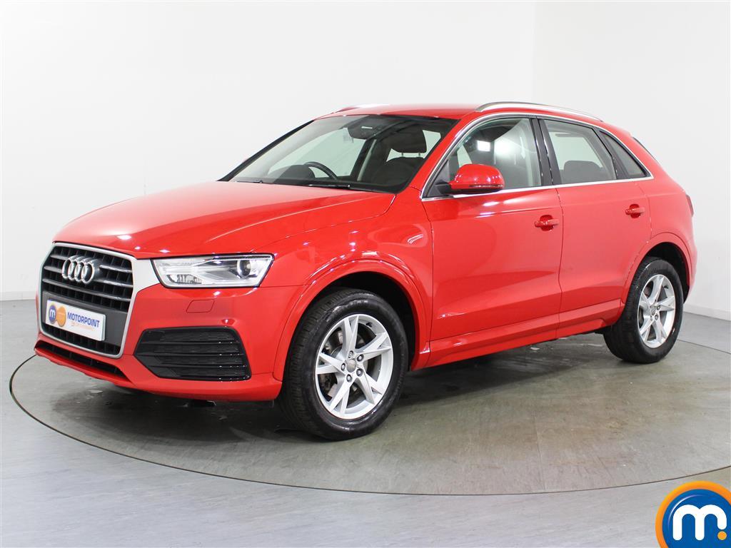 Audi Q3 Sport - Stock Number 1039973 Passenger side front corner