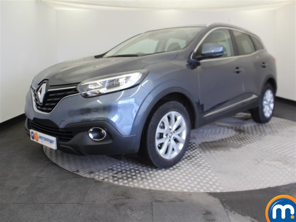 Renault Kadjar Dynamique Nav - Stock Number (1040383) - Passenger side front corner