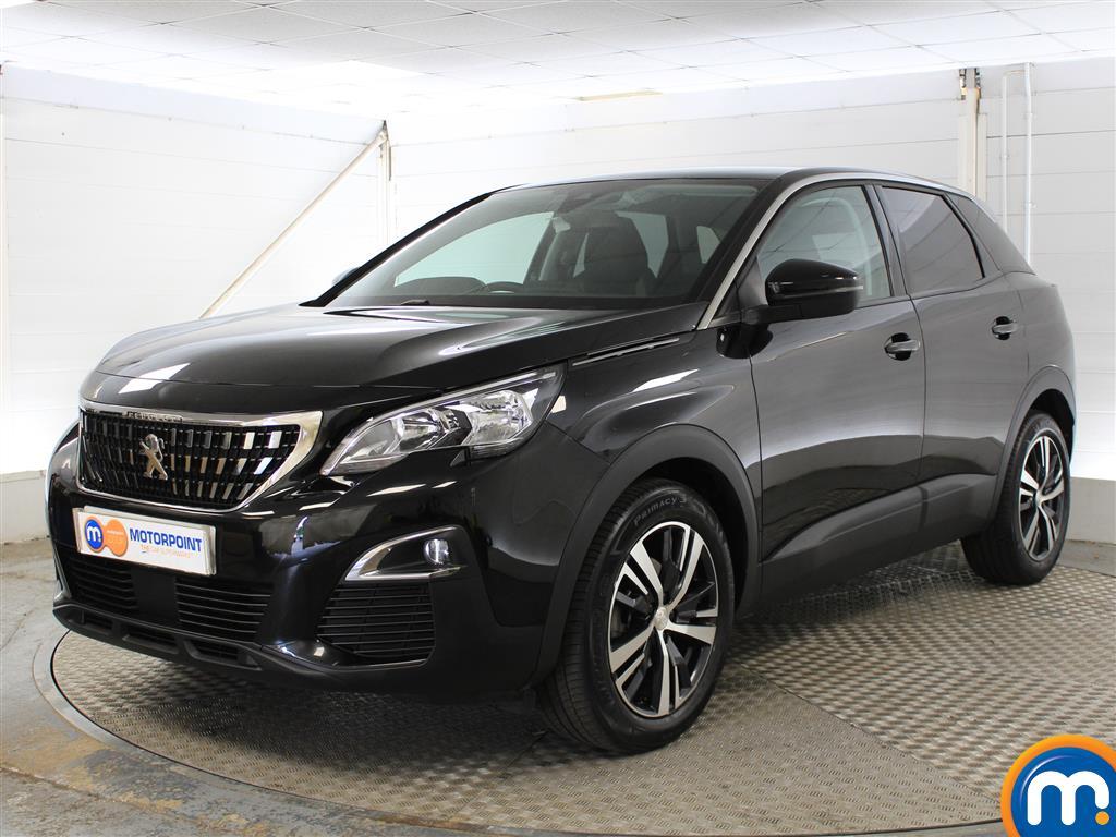 Peugeot 3008 Active - Stock Number (1043456) - Passenger side front corner