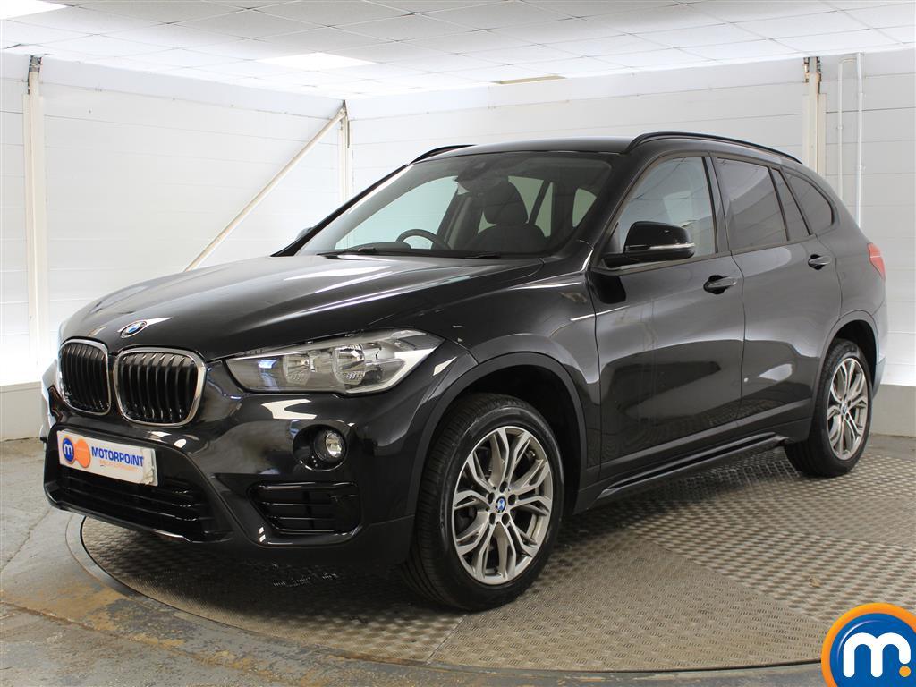 BMW X1 Sport - Stock Number (1044721) - Passenger side front corner