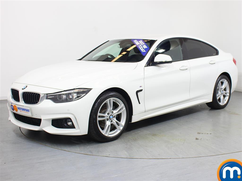 BMW 4 Series M Sport - Stock Number (1042223) - Passenger side front corner