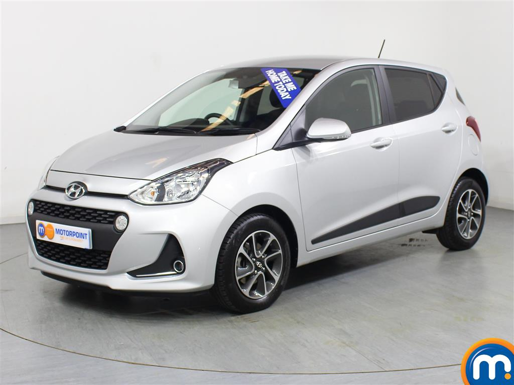 Hyundai I10 Premium - Stock Number 1041833 Passenger side front corner