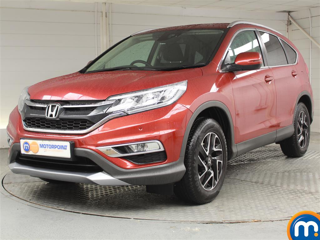 Honda Cr-V SE Plus - Stock Number 1040449 Passenger side front corner