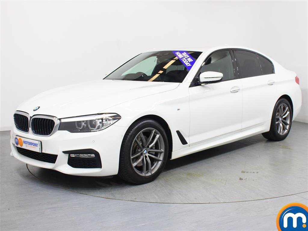 BMW 5 Series M Sport - Stock Number (1040119) - Passenger side front corner