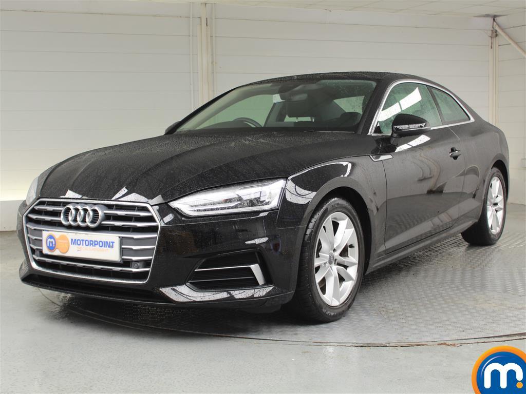 Audi A5 Sport - Stock Number (1043607) - Passenger side front corner