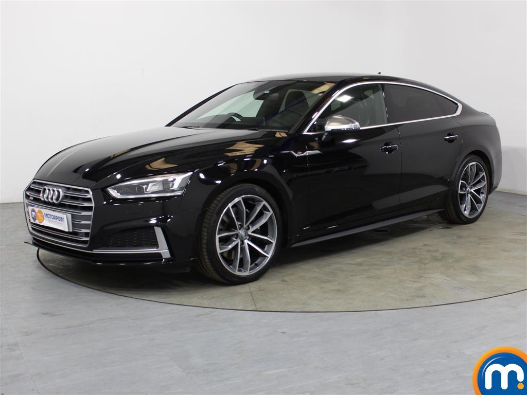 Audi A5 S5 - Stock Number (1036998) - Passenger side front corner