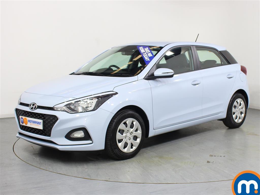Hyundai I20 S Connect - Stock Number (1041633) - Passenger side front corner